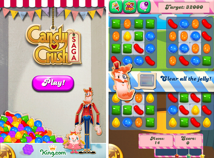 Candy Crush Ruined My Life Has