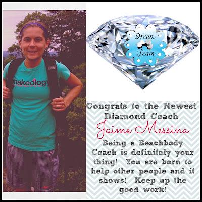 Successful diamond beachbody coach
