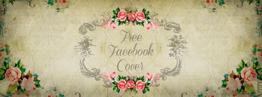 Vintage Facebook Timeline Cover Rose