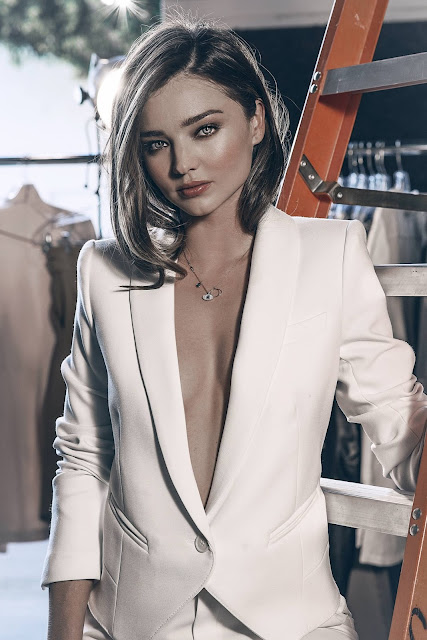 Fashion Model @ Miranda Kerr for Swarovski Holiday 'Diapason' & 'Duo' Collection 2015