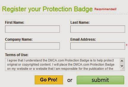 melindungi konten dari copas dengan DMCA