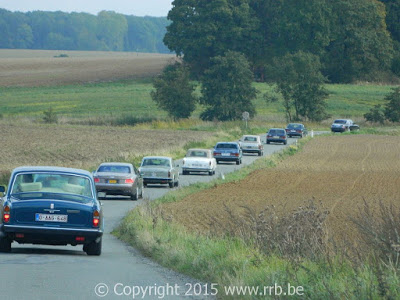 Rallye RREC Belgique/Luxembourg