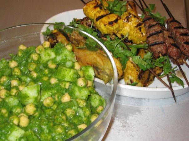 Mazadar kabob restaurant kabob for Afghan kabob cuisine