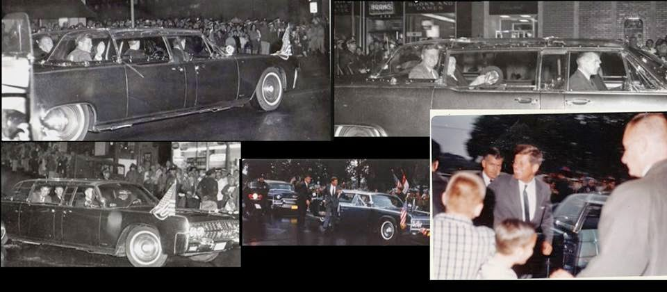 JFK bubbletop Duluth, MN 9/25/63