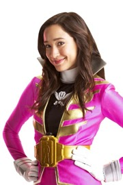 Christina Masterson (Emma Goodall) Power Rangers Megaforce