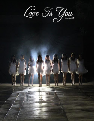 Lirik Lagu Cherry Belle Love is You