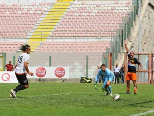 MESSINA – LUPA ROMA  2-2