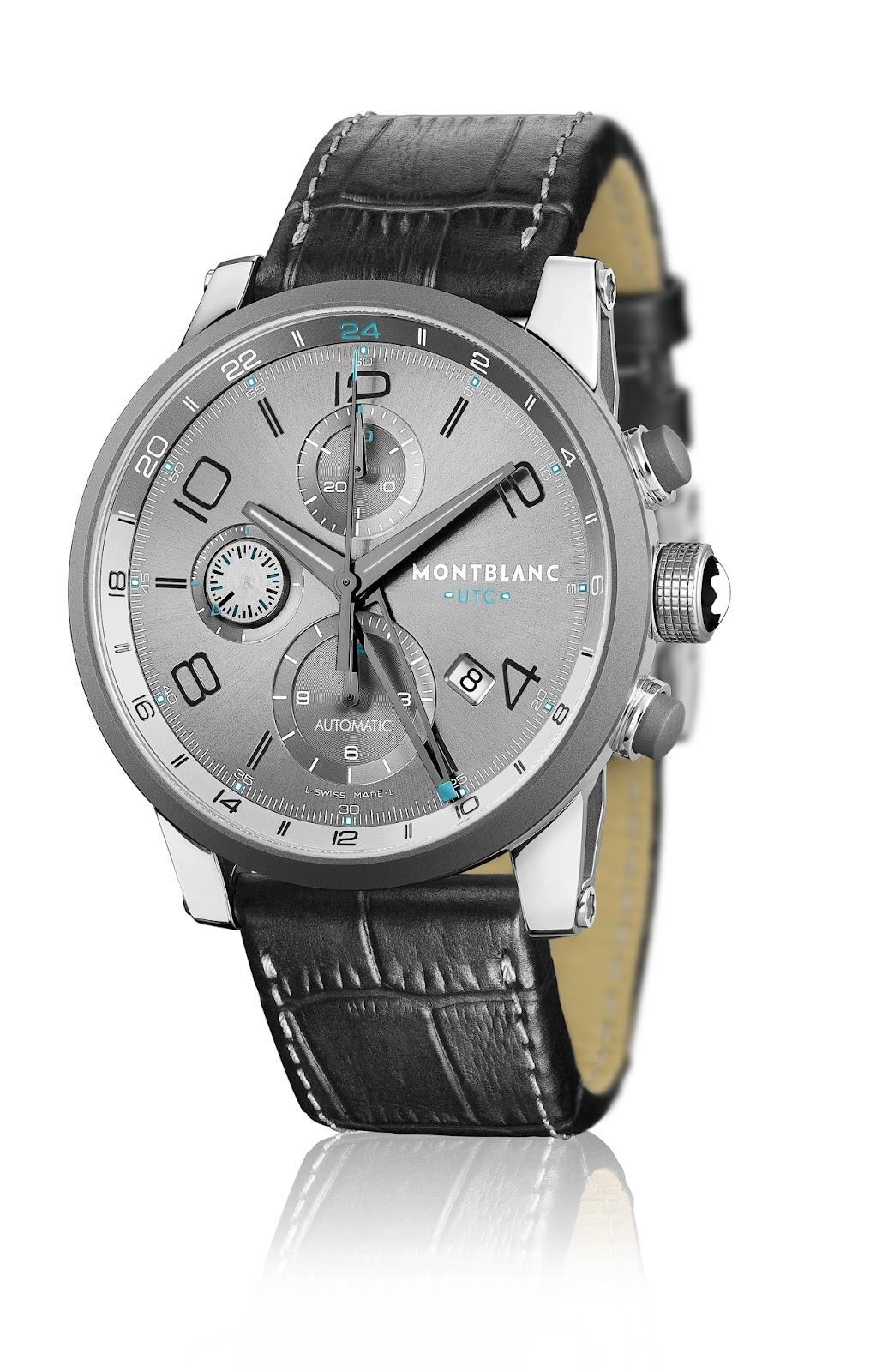 MontBlanc Timewalker Asia Watches Ca