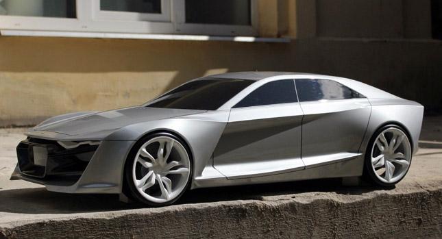 Audi R9 Auto Trends Magazine