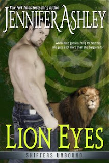 Lion Eyes by Jennifer Ashley