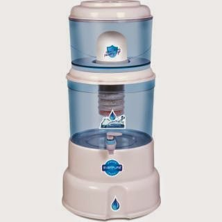 (79% Off) Everpure 16Ltr Unbreakable Non-Electric Water Purifier Rs.549 - Shopclues