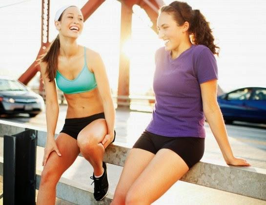 como ligar en las carreras populares chicas running corredoras humor blog