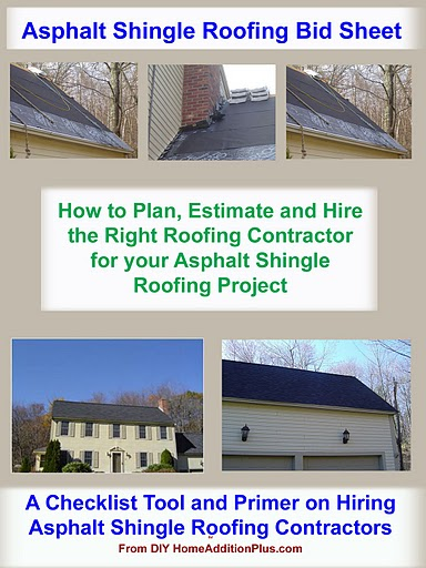 Home Addition Free Roofing Shingle Cost Estimates Home