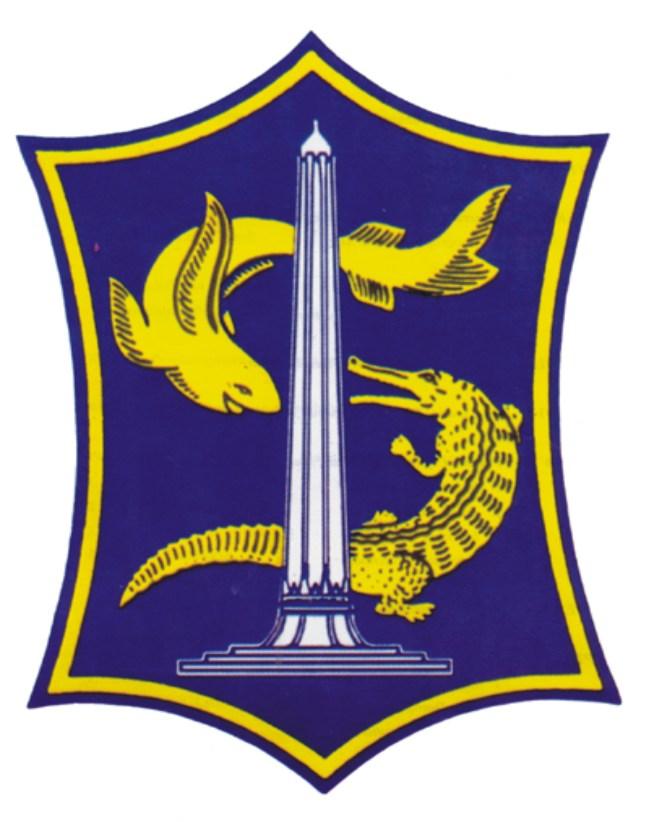 Aneka Info Logo Kota Surabaya Gambar