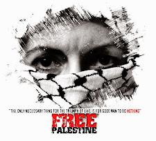 Αλληλεγγύη στον παλαιστινιακό λαό
