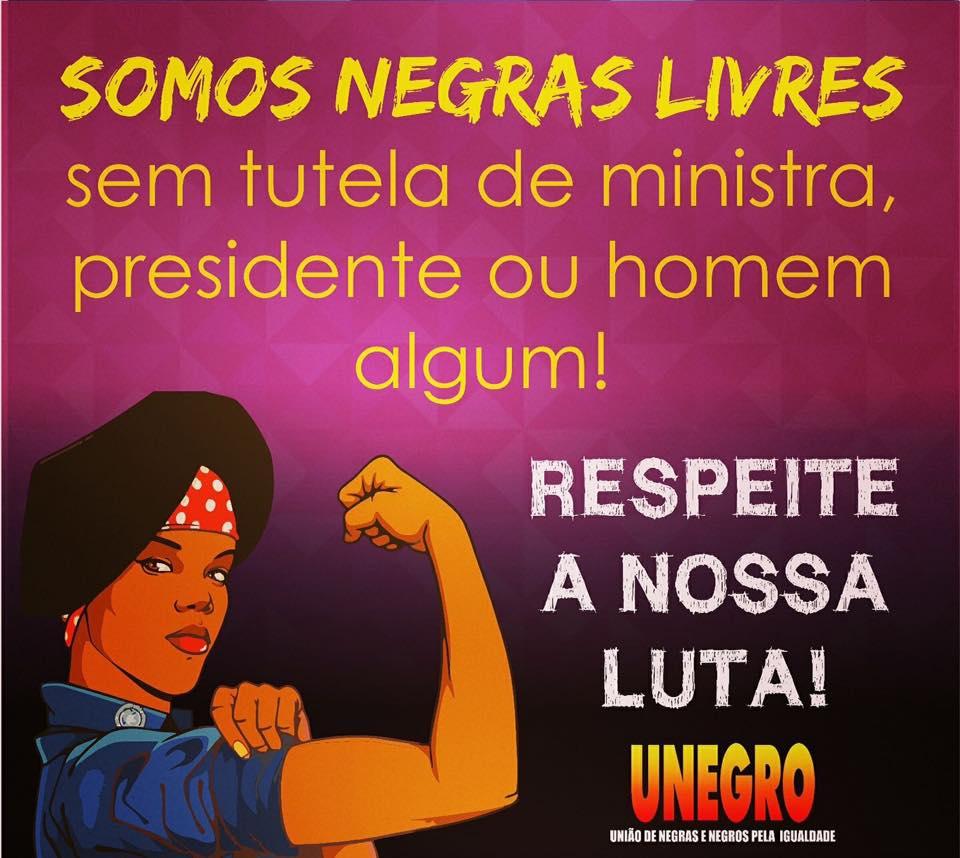 NÃO TEMOS PADRINHOS RESPEITE NOSSA HISTORIA!