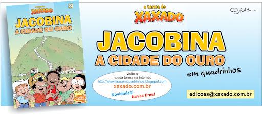 Jacobina em quadrinhos