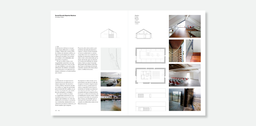 Metagenesix nova nueva arquitectura de galicia cat logo for Catalogo arquitectura