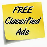 Free Online Classified Ads Websites