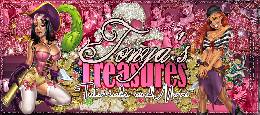 Tonya's Treasures Tutorials