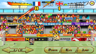 review game Head Soccer