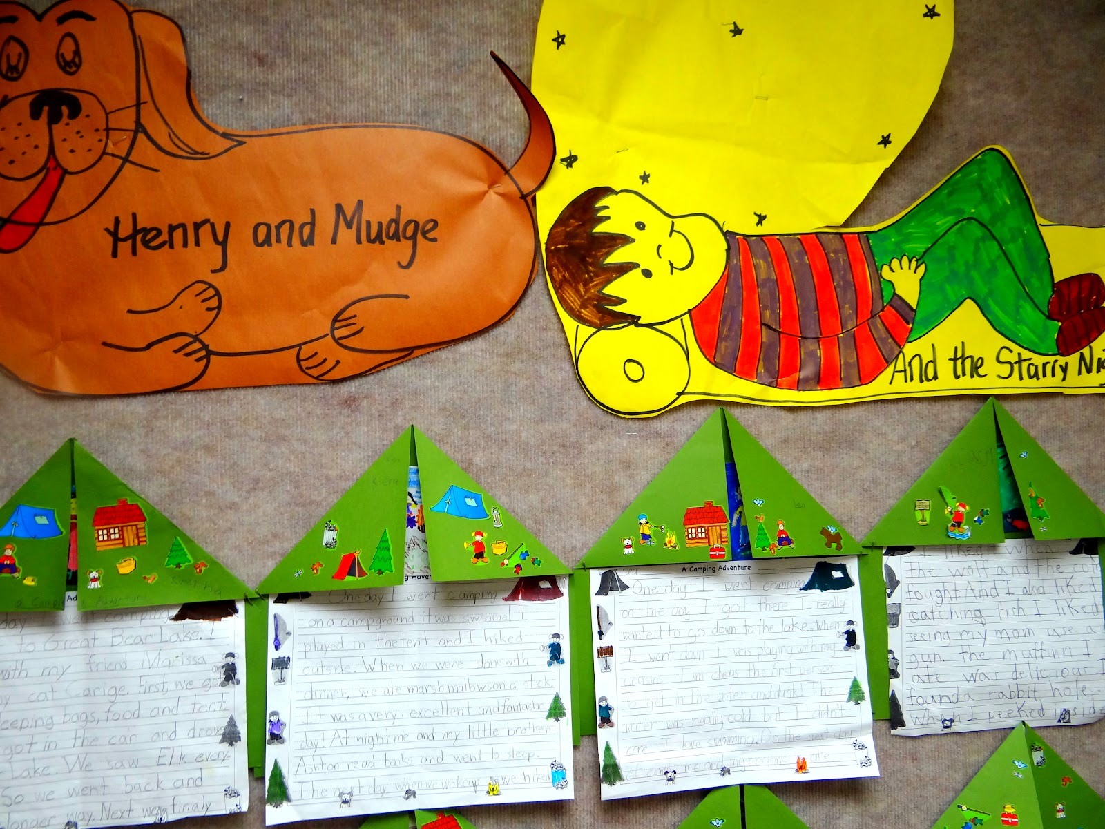 PATTIES CLASSROOM: Henry and Mudge and the Starry Night ...