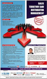 Distributor Management Cource in Sri Lanka