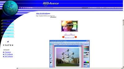 AvancePaint, Image Editor