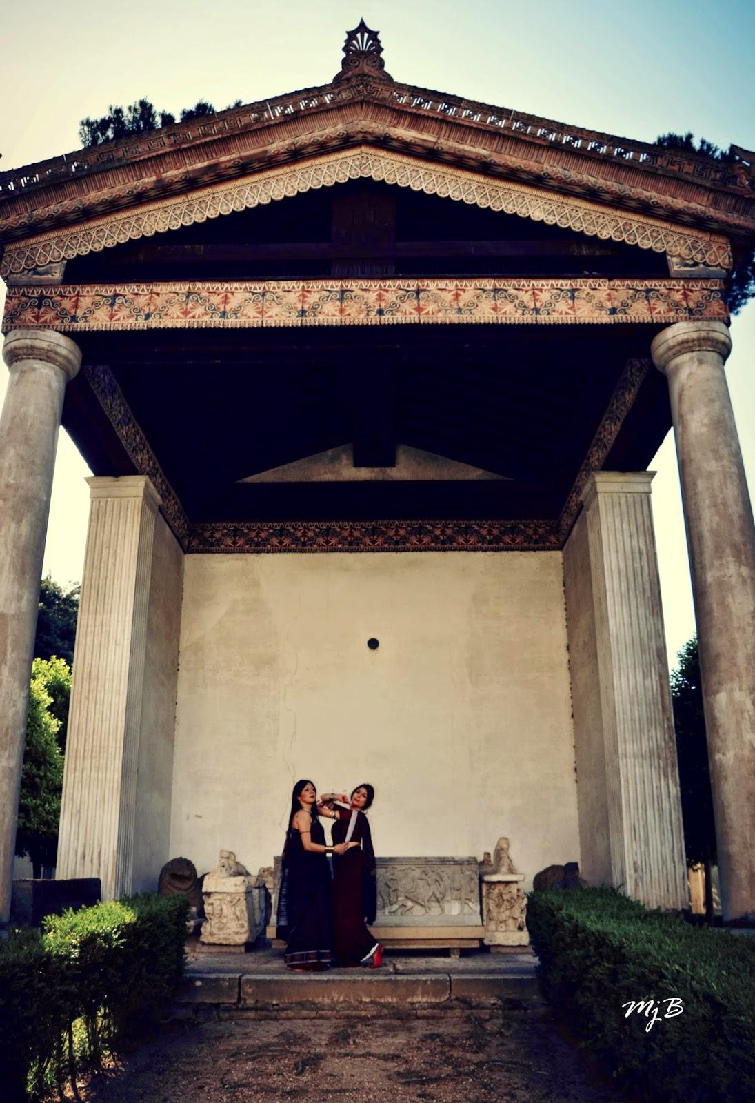 Danza Sacra Museo Etrusco