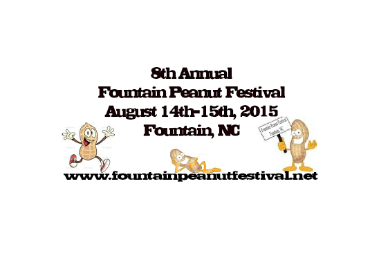 AUGUST 14-15: FOUNTAIN PEANUT FESTIVAL FEATURING NATALIE STOVALL AND THE DRIVE AND KASEY TYNDALL