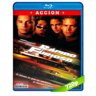 Rápido y furioso (2001) BRRip 720p Audio Dual Latino-Ingles