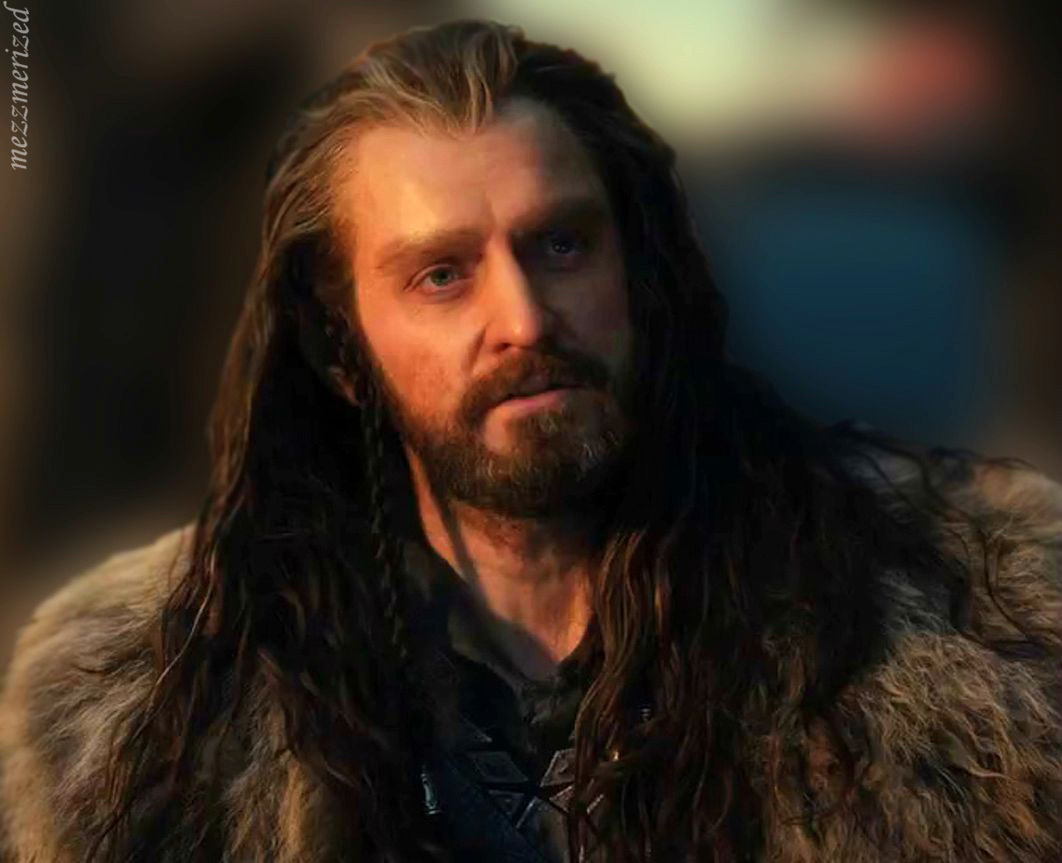 Nevermind Mr Armitage: Thorin: Move Over, Sparkles!