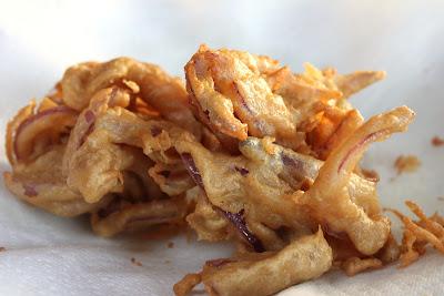 Fried Onion Pakora Recipe