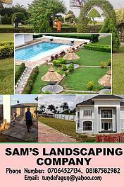 SAM'S LANDSCAPING