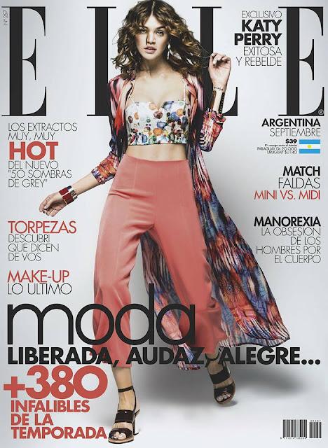ELLE Argentina september 2015