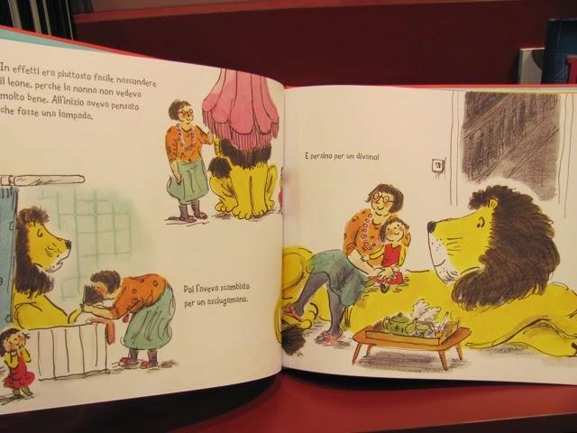 Il viaggiatore incantato come nascondere un leone alla nonna - Leone e capricorno a letto ...