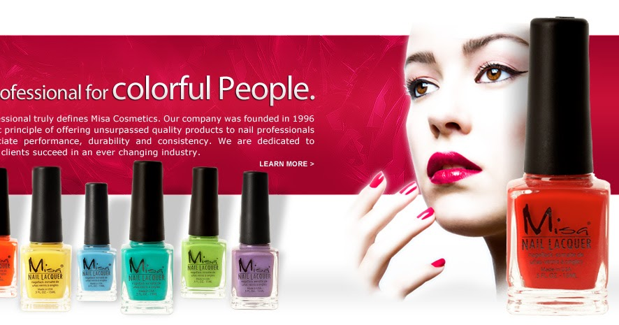Misa Nail Lacquer - Like It Like That, Pay Days Are Happy Days and ...