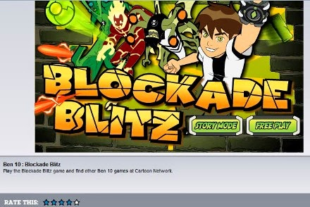 Game Online Gratis Ben 10