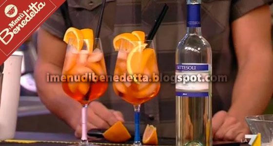 Aperol Spritz di Benedetta Parodi