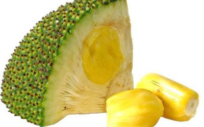فاكهة جاك فروت او جاكويرا  jackfruit fruit