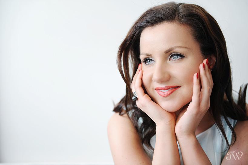 Beautiful Website Template for Makeup Artists