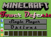 Minecraft Tower Defence 1.5