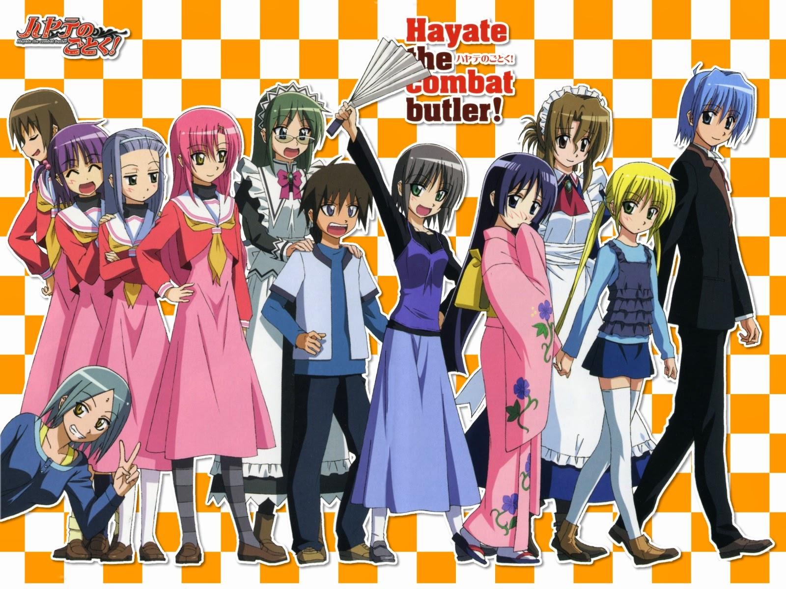 Hayate no Gotoku
