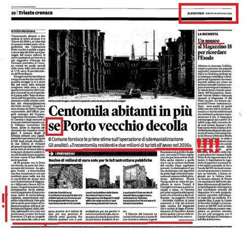 """BASTA FAKE NEWS /1: """"Centomila abitanti in più e DUE MILIONI di turisti all' anno in Porto Vecchio"""""""