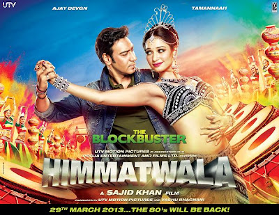 Himmatwala (2013) Movie, Poster