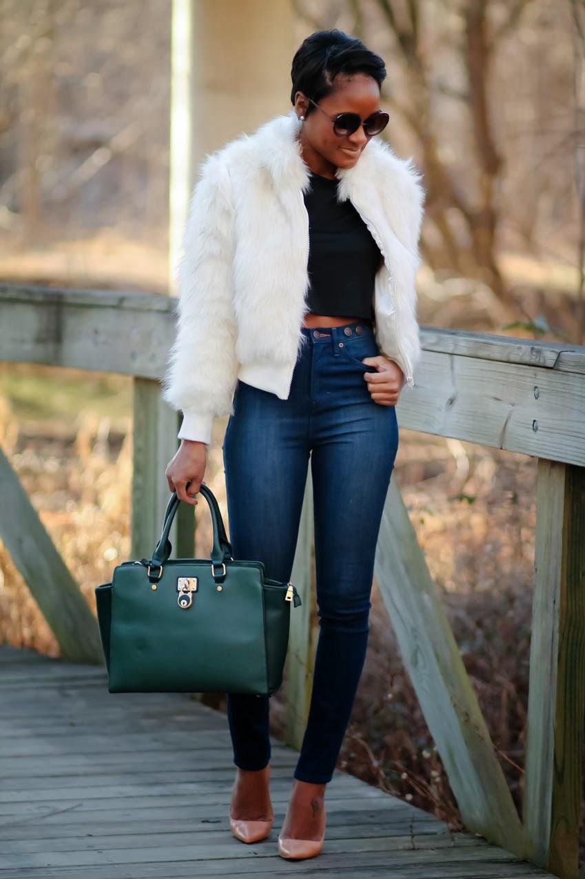 green-handbag