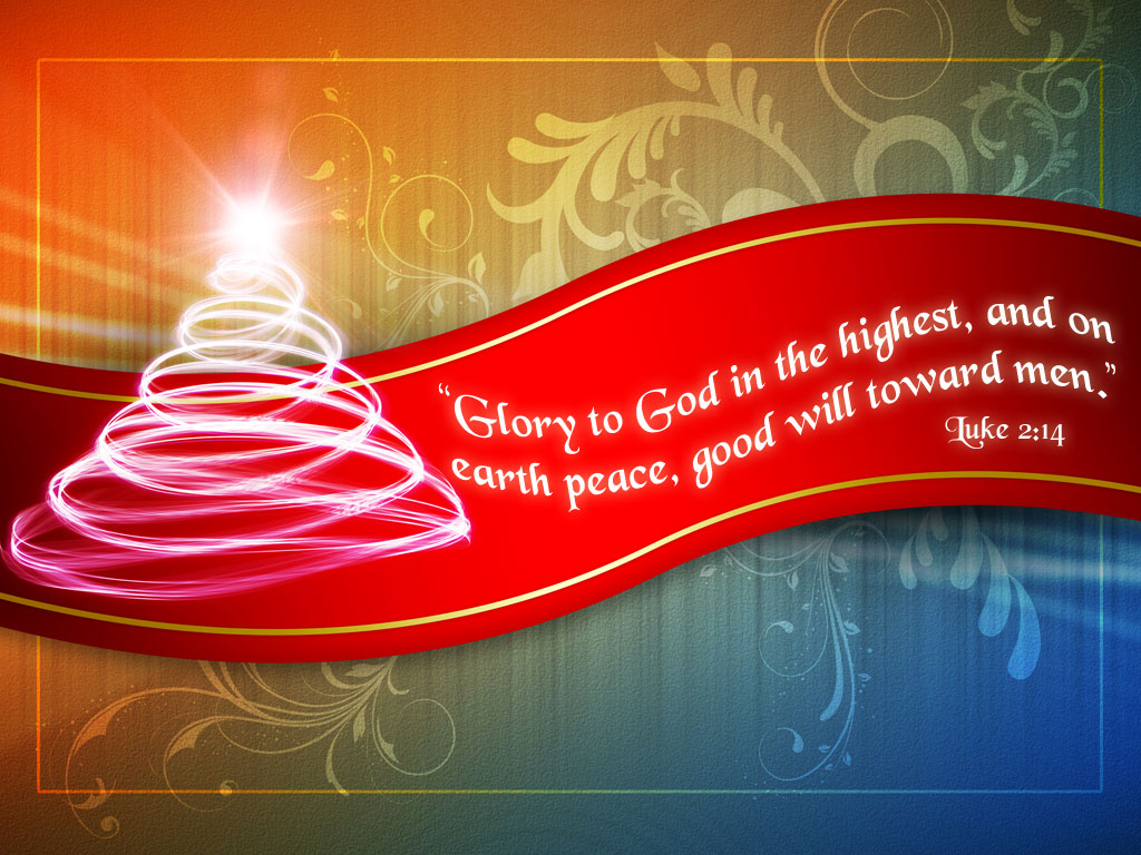 free christian wallpapers  christmas bible verse wallpaper
