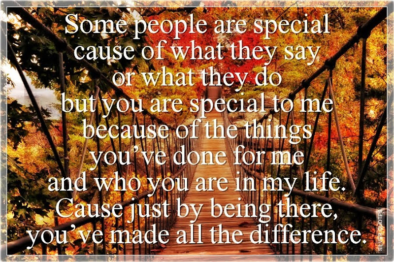 Things to say to someone special