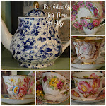 Bernideen's Tea Time on Etsy