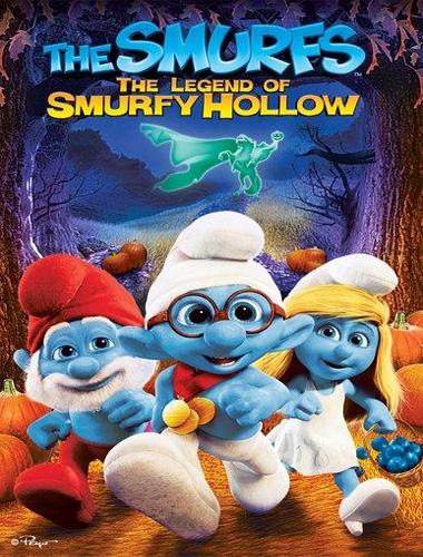 Ver Los Pitufos: The Legend of Smurfy Hollow (2013) Online